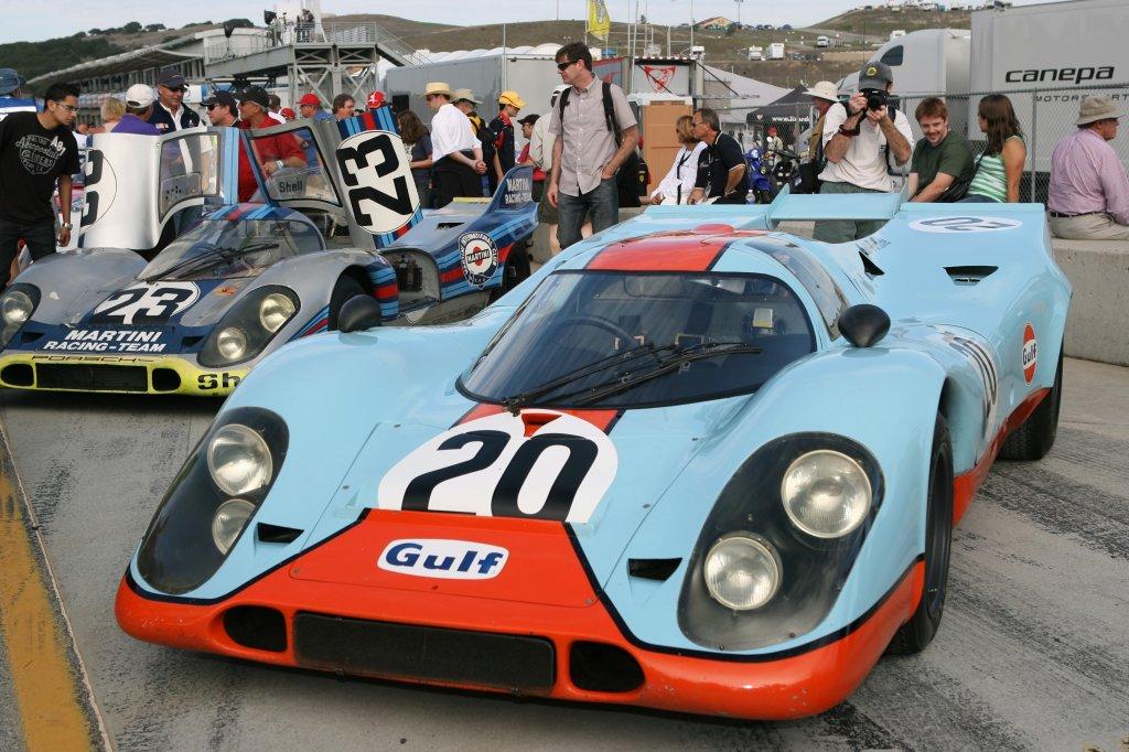 La Porsche 917K du film Le Mans est à vendre !