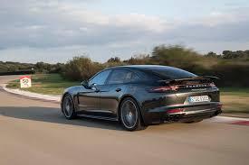 L'électrique qu'on attendait tous : La Porsche Panamera 4 turbo S  E-Hybride